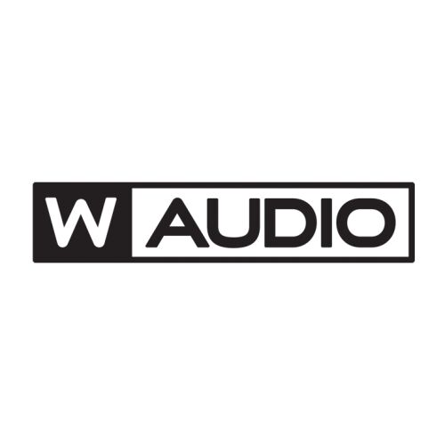 W-Audio Logo