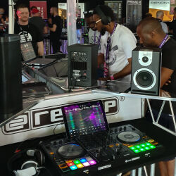 Caption: The DJ Show 2019 - Reloop