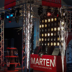 Caption: The DJ Show 2019 - Marten Cables