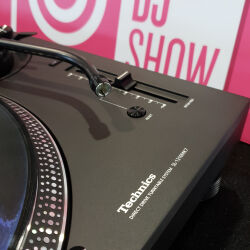 Caption: The DJ Show 2019 - Technics