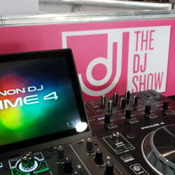 Caption: The DJ Show 2019