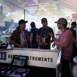 Caption: The DJ Show 2019 - Native Instruments